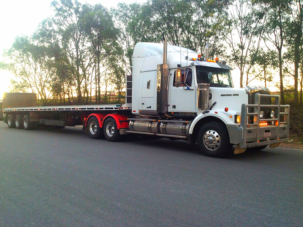 Newman Transport - Western Star 2